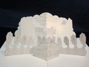 Team Detroit Pop-up Book  (1)
