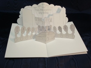 Team Detroit Pop-up Book  (6)